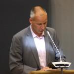 Wethouder Jan Willem Stoop