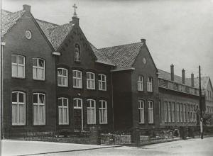 Het Sint-Vincentiusgesticht in de jaren '60 van de vorige eeuw.